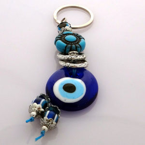 Accessories - Evil Eye nice wall hanging  decoration , key chain